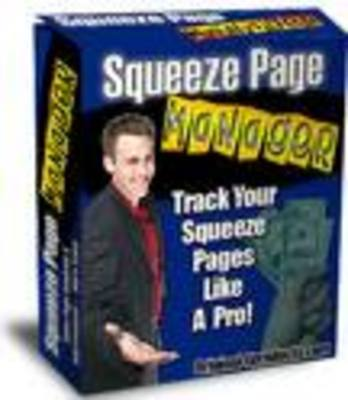 Pay for Squeeze Page Manager + Resell Rights!!!