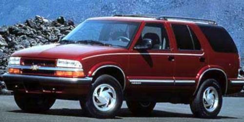 blazer jimmy envoy bravada 1995 2005 factory workshop service repai rh tradebit com 2019 Chevrolet Blazer 2000 Chevrolet Blazer