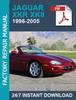 Thumbnail Jaguar XKR XK8 1996 1997 1998 1999 2000 2002 2003 2004 2005