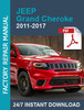 Thumbnail Jeep Grand CHEROKEE WK2 2011 2012 2013 2014 2015 2016 2017 S