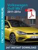 Thumbnail Volkswagen VW Golf Mk7 +GTI 2011-201x Service Workshop repai
