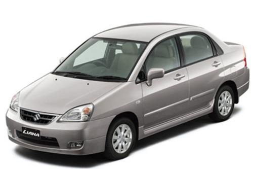 2001 - 2007 Suzuki Liana Service And Repair Manual
