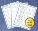 Thumbnail Planning A Baby Shower Checklists - Blue
