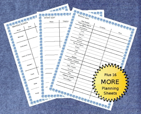 collection available here baby shower planning sheets set of 3 colors