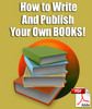 Thumbnail How To Write And Publish Your Own Books-Self Publish Books