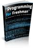 Thumbnail Programming for Freshman  mrr