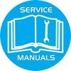 Thumbnail CASE 650K 750K 850K CRAWLER EXCAVATOR SERVICE MANUAL