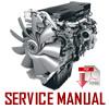 Thumbnail Komatsu 3D 4D S4D Cursor Engine Service Manual Download
