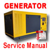 Thumbnail Komatsu EG400B-2 Engine Generator Service Repair Manual PDF