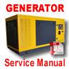 Thumbnail Komatsu EG300-1 Engine Generator Service Repair Manual PDF