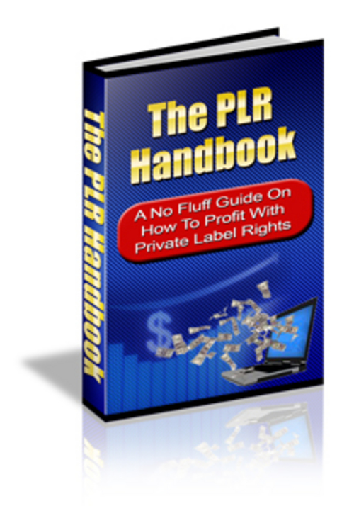 Pay for How to Profit With Private Label Rights