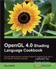 Thumbnail OpenGL 4.0 Shading Language Cookbook by David Wolff