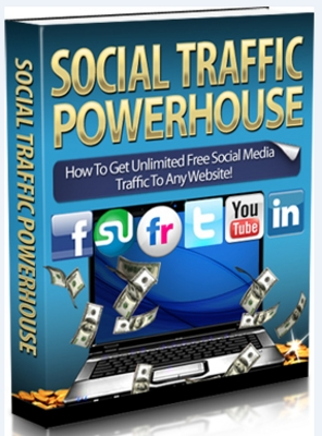 Pay for Social Traffic Powerhouse