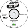 Thumbnail WORKSHOP MANUAL SKODA YETI