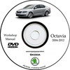 Thumbnail WORKSHOP MANUAL SKODA OCTAVIA 2004-2012