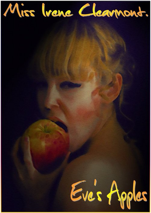 Pay for Eves Apples by Miss Irene Clearmont
