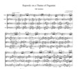 Thumbnail Rachmaninoff Variation 18 from Rhapsody on a Theme of Pagani, CR202