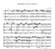 Thumbnail Haydn Symphony No.101 2nd mvt., for string quartet, CH003