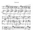 Thumbnail Dvorak  Humoreske, for piano trio, PD001