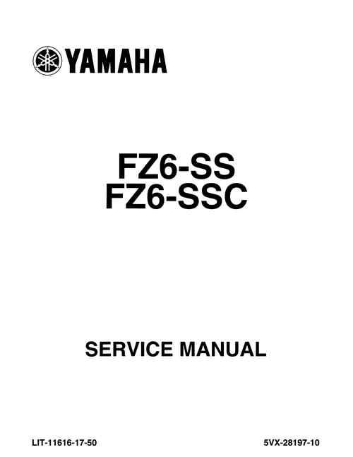 2004 yamaha yz450f service manual pdf