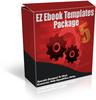 Thumbnail EZ Ebook Template Package 5 - MRR
