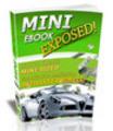 Thumbnail Mini EBook Exposed - MRR+free bonus