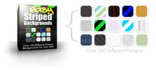 Thumbnail Easy Striped Backgrounds - MRR+free bonus