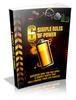 Thumbnail 6 Simple Rules Of Power - Mrr+Free Bonus
