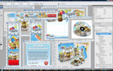 Thumbnail Minisite Template PSD graphics - Ebay Profit Pack