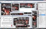 Thumbnail Minisite Template PSD - Classified Marketing Tactics