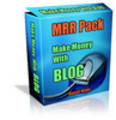 Thumbnail Ebook Pack - Make Money with Blog (MRR)
