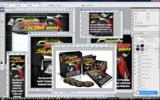 Thumbnail Minisite Template PSD Graphic - Google Cash Pump System