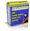 Thumbnail Family, Baby and Child Care - 200 PLR Articles
