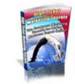 Thumbnail High Ticket Marketing Secrets - PLR+bonus