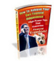 Thumbnail How to Achieve Your Own Financial Independence - plr+bonus