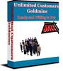 Thumbnail UNLIMITED CUSTOMERS GOLDMINE -plr+bonus