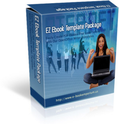 Pay for EZ Ebook Template Package - MRR