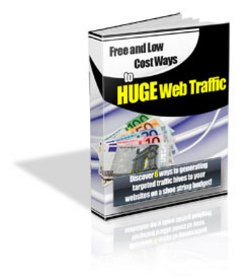 Pay for Free And Low Cost Ways To Huge Web Traffic - plr