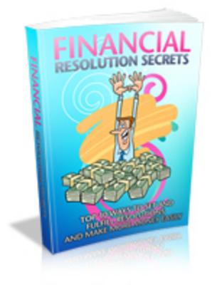 Pay for Financial Resolution Secrets - MRR+Free Bonus