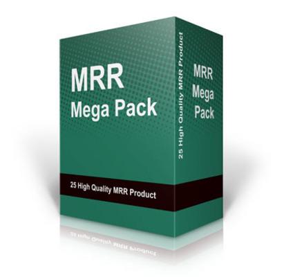 Pay for MRR Mega Pack