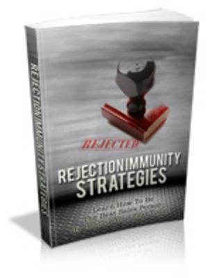 Pay for Rejection Immunity Strategies - Mrr+Free Bonus