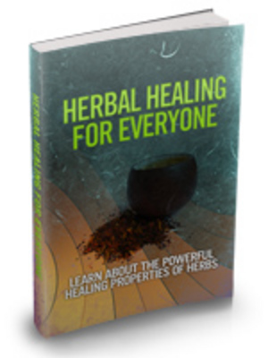 Pay for Herbal Healing For Everyone - Mrr+Free Bonus