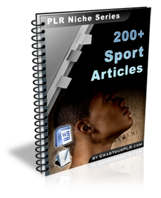 Pay for 200+Sport Article - PLR