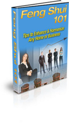 Pay for Feng Shui 101 With PLR