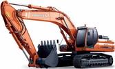 Thumbnail DAEWOO DOOSAN DX420LC EXCAVATOR SERVICE REPAIR MANUAL - DOWNLOAD!