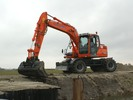 Thumbnail DOOSAN DX140W / DX160W WHEEL EXCAVATOR SERVICE REPAIR MANUAL - DOWNLOAD!