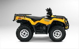Thumbnail BOMBARDIER CAN-AM OUTLANDER 400 EFI SERIES ATV SERVICE & REPAIR MANUAL (2008 2009) - DOWNLOAD!
