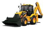 Thumbnail HYUNDAI BACKHOE LOADER HB90 / HB100 OPERATING MANUAL - DOWNLOAD!