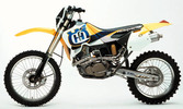 Thumbnail 1995 Husqvarna TE 350-410 & TE-TC 610 SERVICE & REPAIR MANUAL - DOWNLOAD!