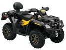 Thumbnail 2009 Can-Am Outlander 500 / 650 / 800 Series, Renegade 500 / 800 Series ATV SERVICE & REPAIR MANUAL - DOWNLOAD!